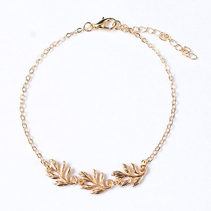 Fashion Anklet (Gold or Silver)