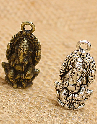 GANESH Charms (Set of 2)