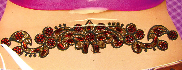 Lower Back Bindis