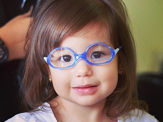 嬰幼兒的視覺發展