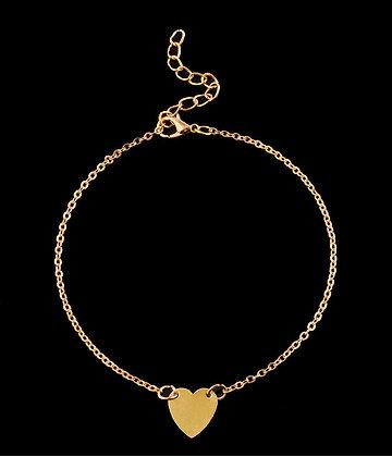 Fashion Anklet (Gold)