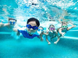 慎選合適泳鏡 確保眼睛視力健康