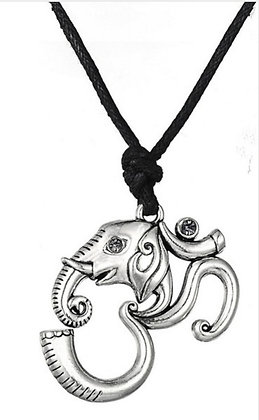 Gorgeous OM/Ganesh Necklace