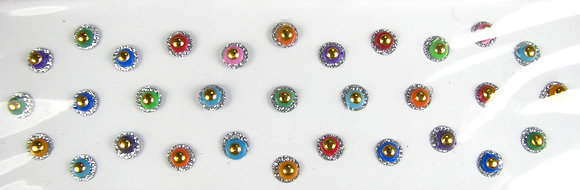 Fun Bindis (About 30 bindis/pack)