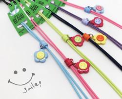 可愛造型眼鏡繩