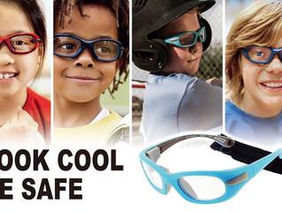 【PROGEAR】國際級認證的兒童運動眼鏡!!