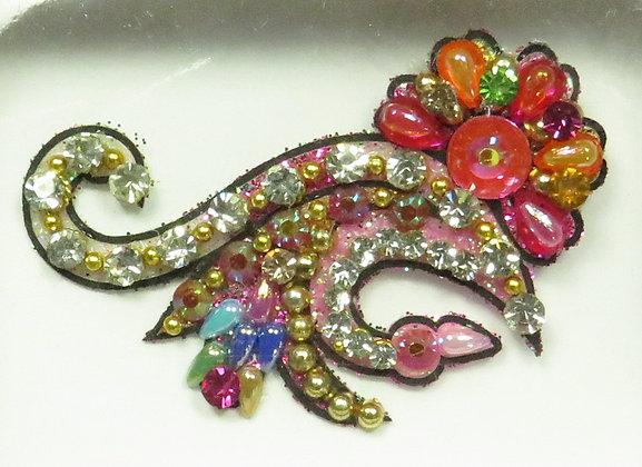 Bejeweled Body Sticker
