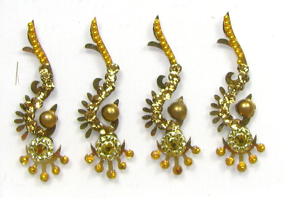 Gold Bindis