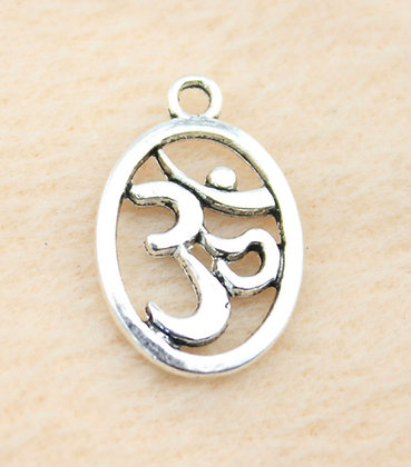 OM Charms (Set of 2)