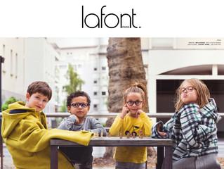 純正的法國美學【Lafont】-兒童眼鏡好時尚