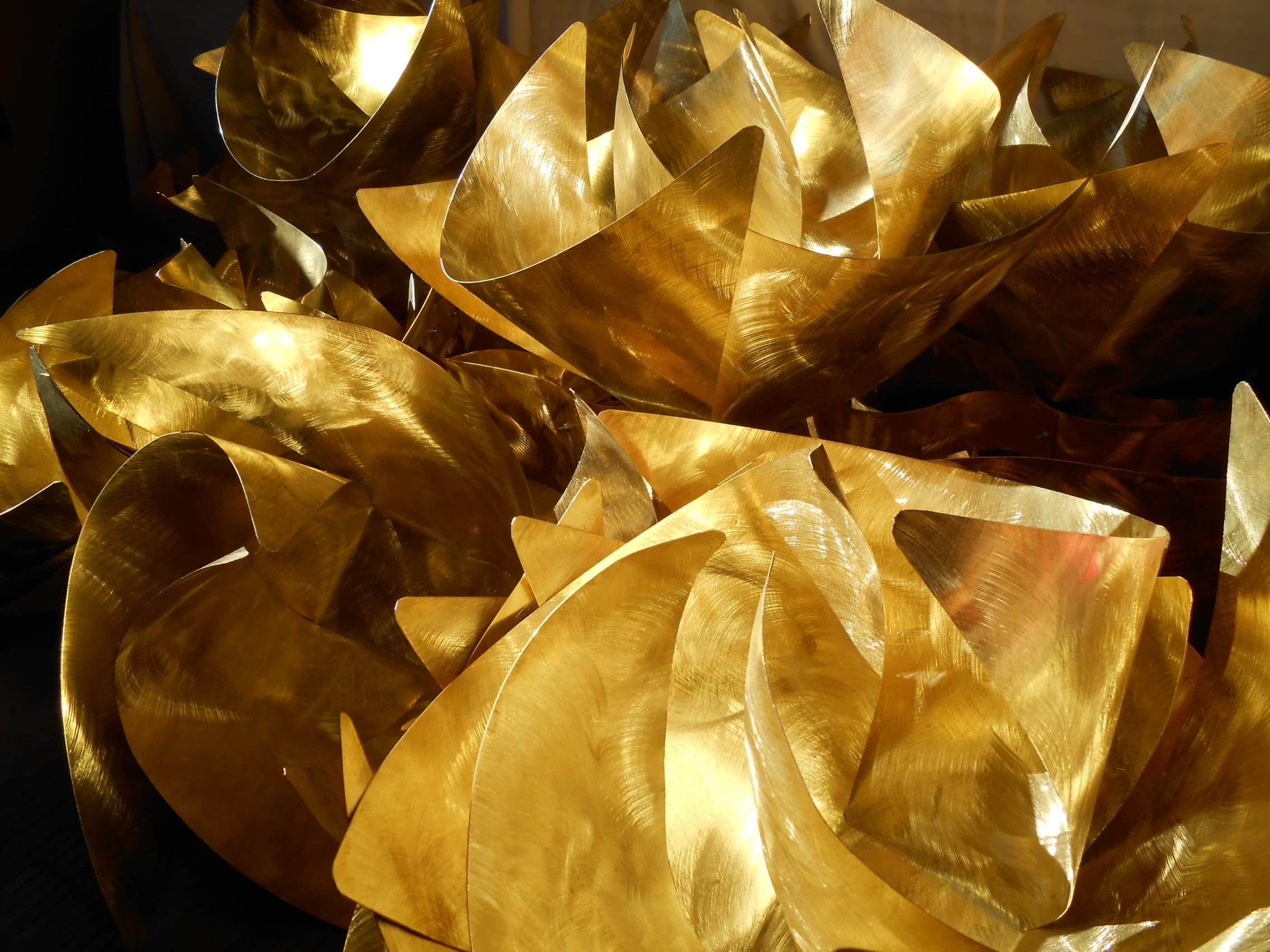 Golden Flower - Casa Decor