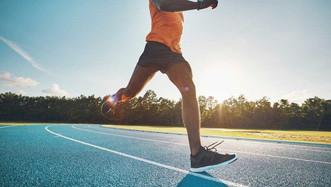Running half a marathon: Untrained