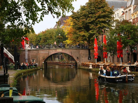 Top 5 must see Cities in The Netherlands