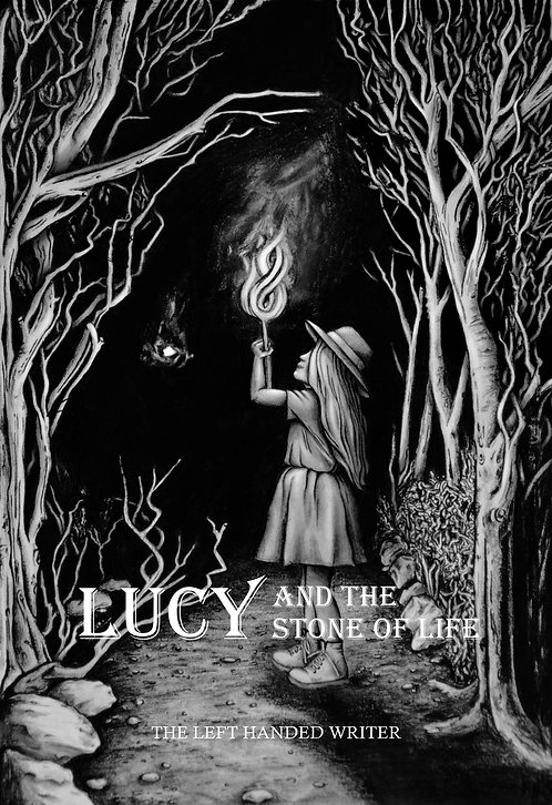 Lucy and the stone of life - SIGNED COPY!