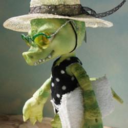 Crikey the Crocodile