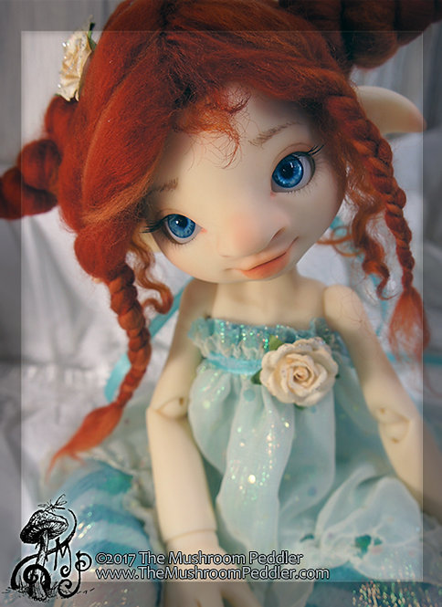 Maple the Impling - Fair Resin