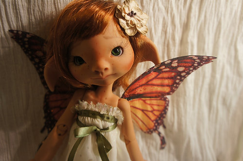 Ivy the Impling - Tan Resin - LIMITED EDITION SOLD OUT