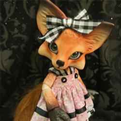 Kitsune the Fox