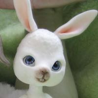 Fluff the Bunny