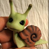 Slimey the Snail