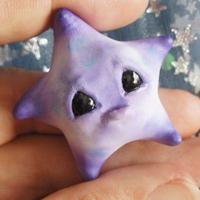 Pouty Baby Star Fishy