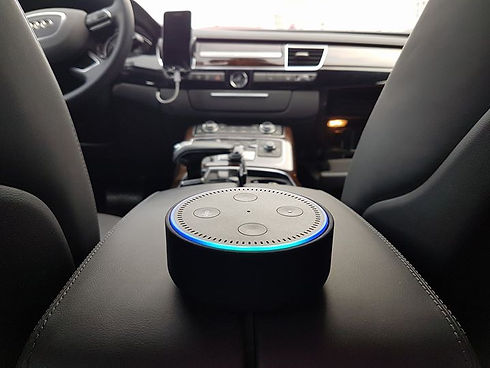 a2b-mobility-in-motion-alexa-echodot-car