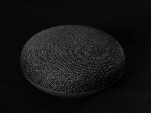 132883552-smart-home-speaker-nest-device