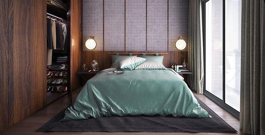 Suíte - 3 dormitórios