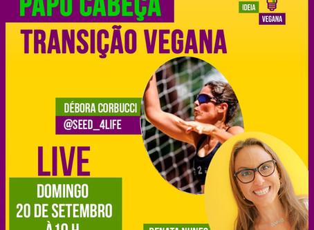 Ideia Vegana Mudança de Alimentação//Idea Vegana Cambio di Alimentazione