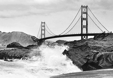 967 Golden Gate Bridge