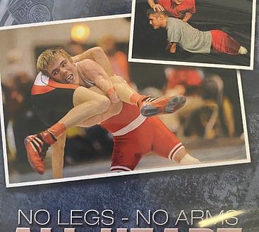 No Legs - No Arms - ALL HEART DVD