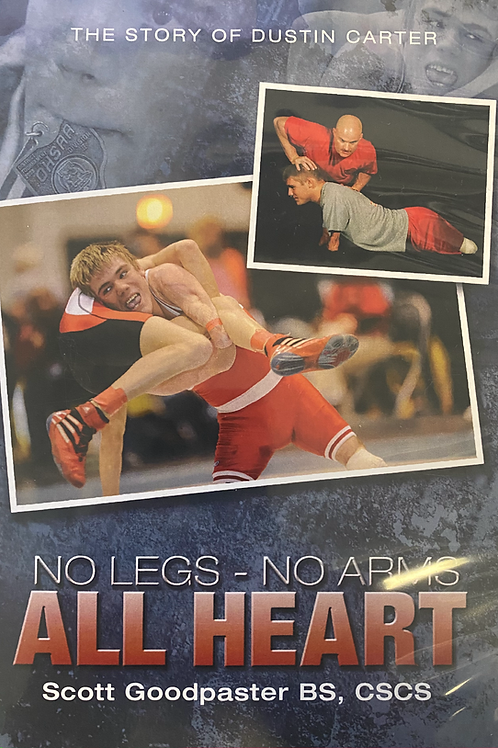 No Legs - No Arms - ALL HEART DVD