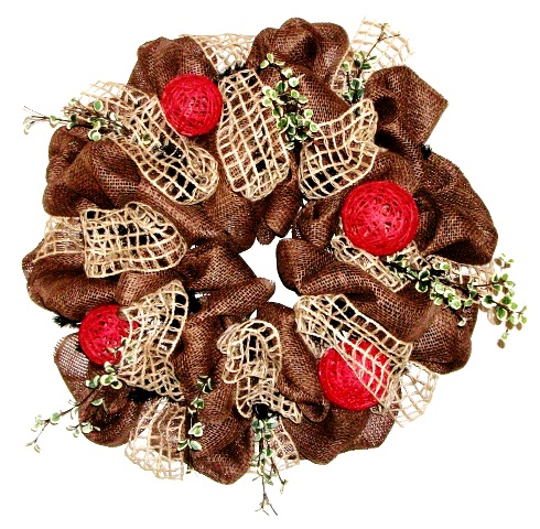 Quality handcrafted Christmas Wreath
