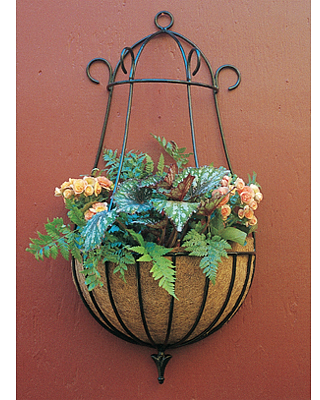 coco liners for 16 in diam wall baskets
