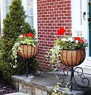 Decorative Urn Planters