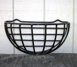 Wrought Iron Wall Baskets