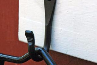 Hooks for Hanging Window Box Hayracks