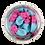 Thumbnail: Vegan Gummy Bubblegum Mermaids Gift Jar