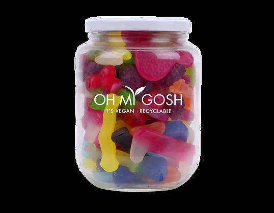 Vegan Gummy Mix Gift Jar
