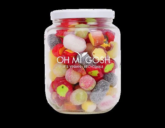 Vegan Hard Boiled Mix Gift Jar