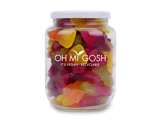 Vegan Gummy Space Mix Gift Jar