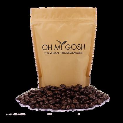 Vegan Dark Chocolate Raisins Bag