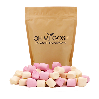 Vegan Marshmallows Bag