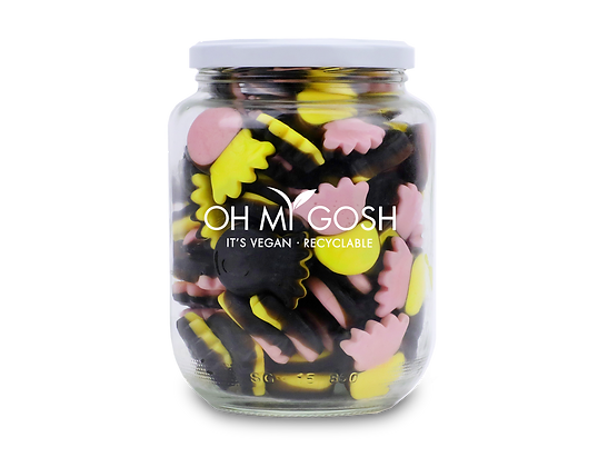Vegan Bubs Soft Foam Octopus Gift Jar