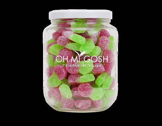 Vegan Sour Cherry Gift Jar