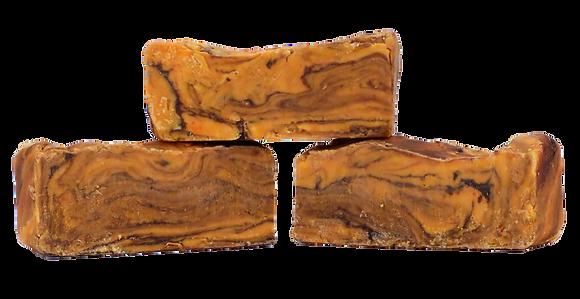 Vegan Chocolate Orange Fudge