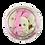 Thumbnail: Vegan Bubs Cool Melon Foam Skulls Gift Jar