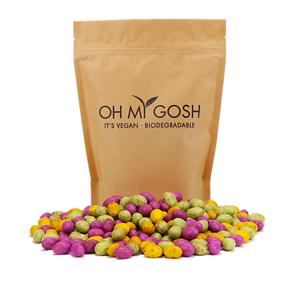 Vegan Dark Chocolate Mini Eggs Bag