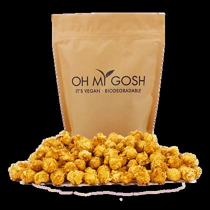 Vegan Salted Caramel Popcorn Bag