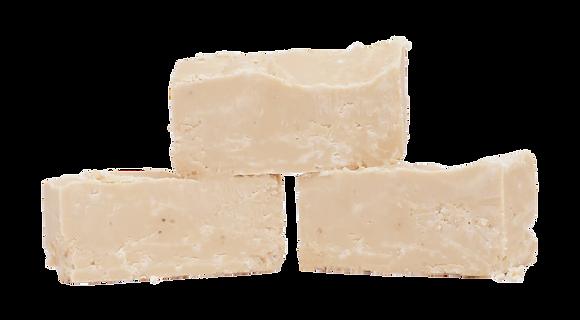 Vegan Salted Caramel Fudge